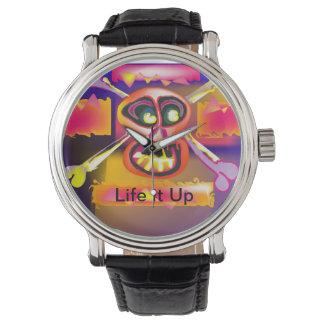 Crazy Time Piece Watch