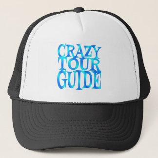 Crazy Tour Guide Trucker Hat