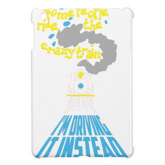 crazy train cover for the iPad mini