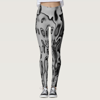 Crazy Unique Abstract Pattern Leggings