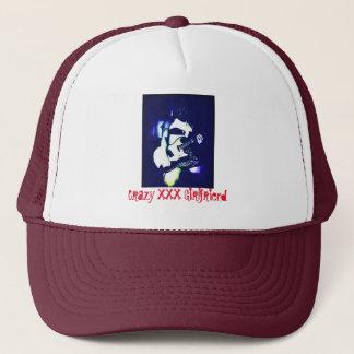 Crazy XXX Girlfriend Trucker Hat