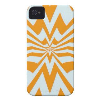 crazy zigzag iPhone 4 Case-Mate case