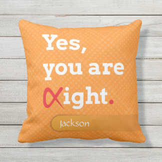 Crazydeal p462 cool crazy creative amazing awesome throw pillow