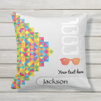 Crazydeal p487 cool crazy creative bright colorful throw cushions