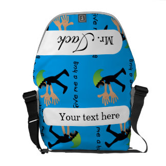 Crazydeal p529 Super funny medium messenger bag