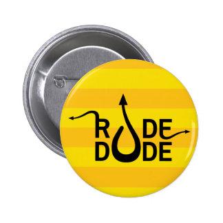 Crazydeal p560 Rude dude standard round button