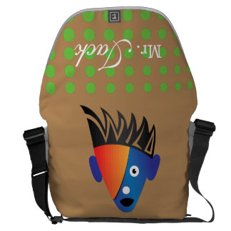 Crazydeal p624 Wild Super cool crazy funny awesome Courier Bags