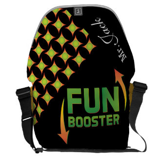 Crazydeal p654 cool crazy creative stylish awesome courier bag