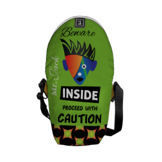 Crazydeal p667 cool crazy creative funny awesome courier bags