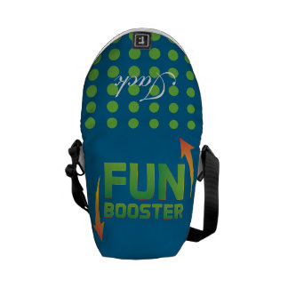 Crazydeal p699 cool crazy funny style, fun booster courier bags