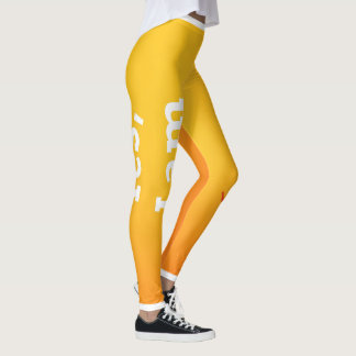 Crazydeal Z4 Yes, i am wrong (Right) Leggings