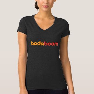 CRAZYFISH badaboom boom T-Shirt
