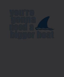 CRAZYFISH bigger boat Tee Shirts