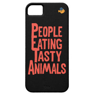 CRAZYFISH eating animals iPhone Barely There iPhone 5 Case