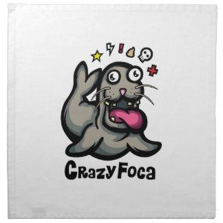 CrazyFoca Napkin