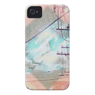 CrazyPeaks of SanFrancisco aka Sutrozation Tower iPhone 4 Case-Mate Case