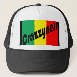 Crazzyness esp trucker hat