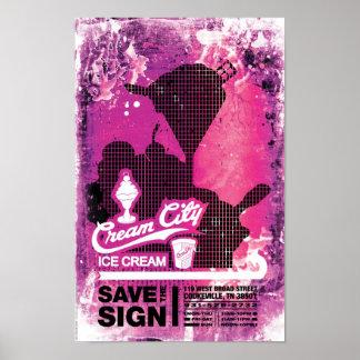 Cream City Poster