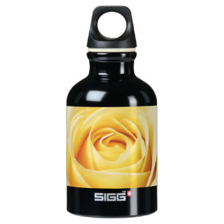 Cream Colored Rose Photography SIGG Traveller 0.3L Water Bottle