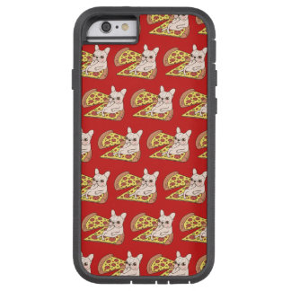 Cream Frenchie invites you to her pizza party Tough Xtreme iPhone 6 Case