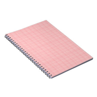 CREAM rose pink crystal TEMPLATE Blank GIFTS ALL Note Book