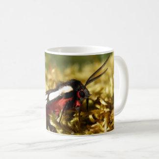 Cream-spot Tiger Moth Bug Mug