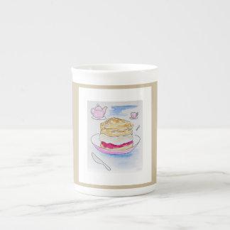 Cream Tea Tea Cup