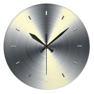 Cream Tone Colored Clocks