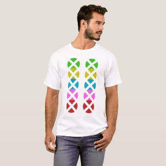 Cream Wheels Eyes T-Shirt