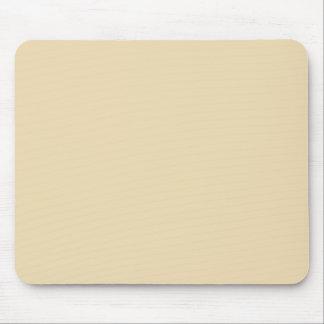 Creamy Buff Mouse Pad