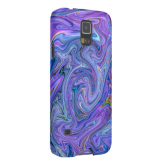 creamy Colors, blue Case For Galaxy S5