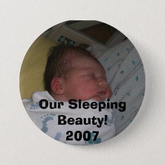 Create a button! 7.5 cm round badge