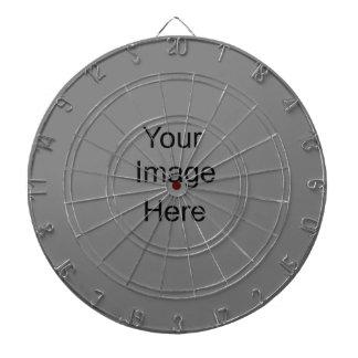 Create a Custom Dart Board Custom Dk Gray 808080