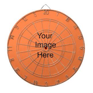 Create a Custom Dart Board Custom lt orange