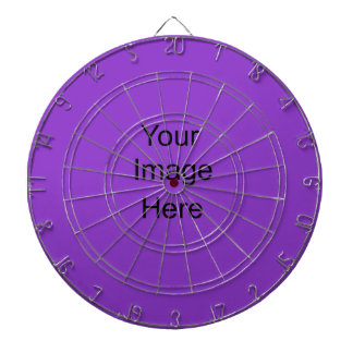 Create a Custom DartBoards Custom Purple