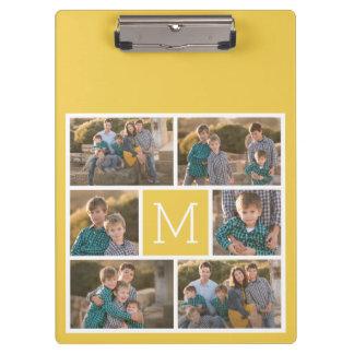 Create a Custom Photo Collage with 6 Photos Clipboard