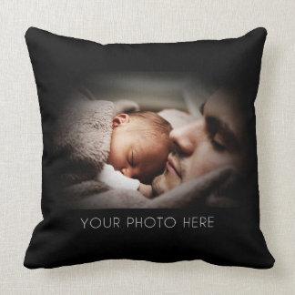 Create A Family Photo Gift Throw Pillows