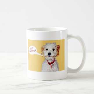 Create a Great Day! - Customized Basic White Mug