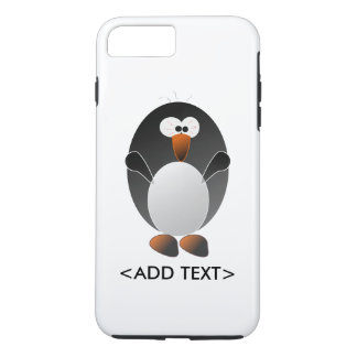 Create a Linux Penguin iPhone 7 Plus Case