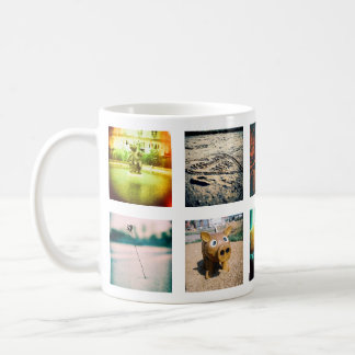 Create a unique and original instagram coffee mug