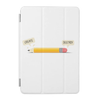 Create and Destroy iPad 2 3 4 Air Mini Cover iPad Mini Cover