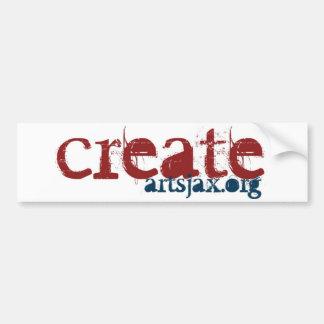 Create Bumpersticker Bumper Sticker