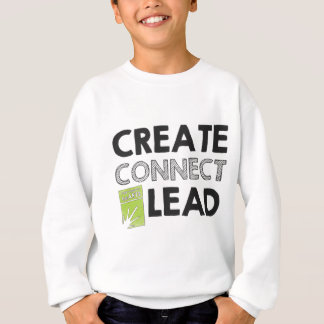 Create Connect Lead (light) Sweatshirt