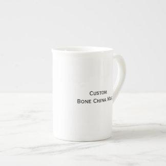 Create Custom Bone China Tea/Coffee Mug