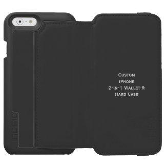 Create Custom iPhone 2-in-1 Wallet & Hard Case Incipio Watson™ iPhone 6 Wallet Case