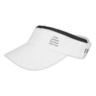 Create Custom Light Soft Quick Drying Sports Visor