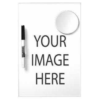 Create Custom Medium w/ Mirror and Dry Erase Board