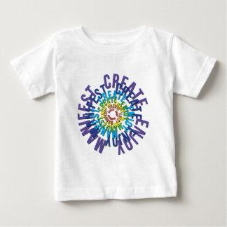 Create Enjoy Manifest - LOA Baby T-Shirt