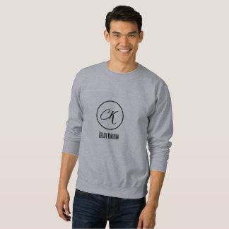 Create kingdom comfortable Men's sweatshirt