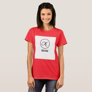 Create Kingdom comfortable women's Dark T-shirt